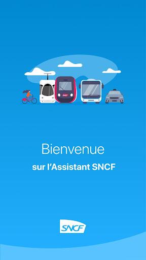SNCF screenshot 1