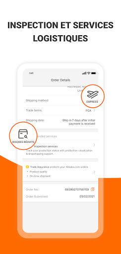 Alibaba.com - leader du e-commerce en ligne B2B screenshot 6