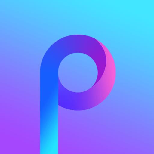 Super P Launcher for P 9.0 launcher, theme icon