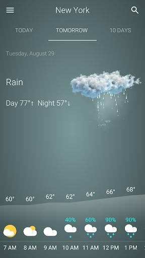 Cuaca screenshot 4