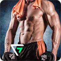 Fitvate - Home & Gym Workout Trainer Fitness Plans on 9Apps