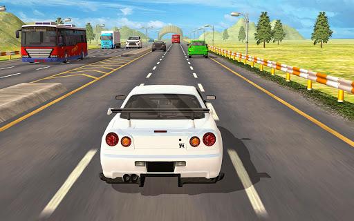 Real Highway Car Racing Games- New Car Games 2021 screenshot 1