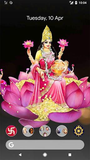 4D Lakshmi Live Wallpaper screenshot 9