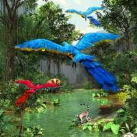 3D Rainforest Live Wallpaper on 9Apps