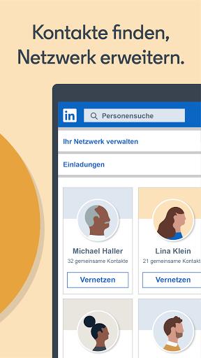 LinkedIn: Job Suche, Business Netzwerken screenshot 3