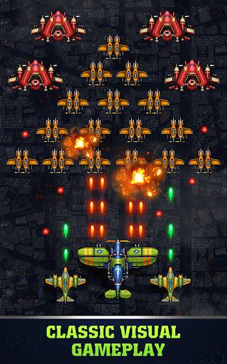 1945 Air Force: Airplane games screenshot 11