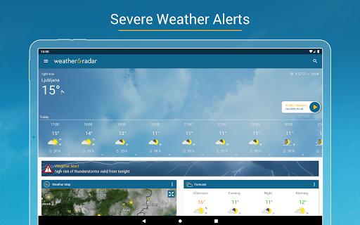 Weather & Radar screenshot 14