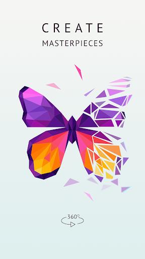 Polysphere - art of puzzle screenshot 3