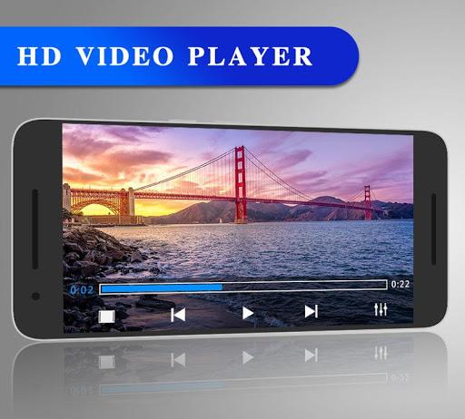 Odtwarzacz wideo HD screenshot 1