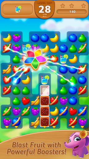 Fruits Mania : Elly's travel screenshot 5