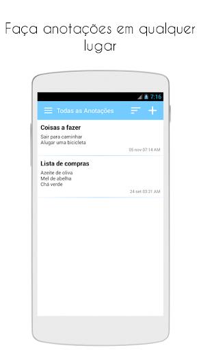 Keep My Notes - Bloco de Notas e Lembretes screenshot 1