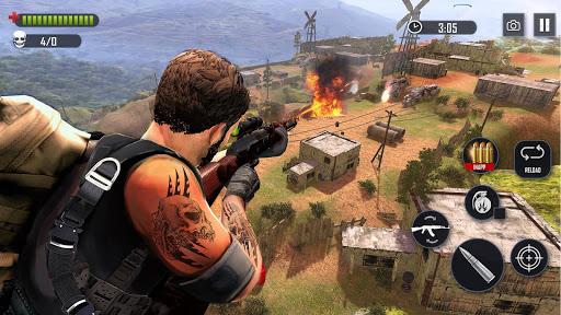 FPS Commando Hunting - Free Shooting Games screenshot 4
