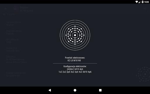 Układ Okresowy 2021 - Chemia screenshot 11