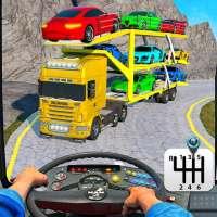 Crazy Car Transport Truck:New Offroad Driving Game on APKTom
