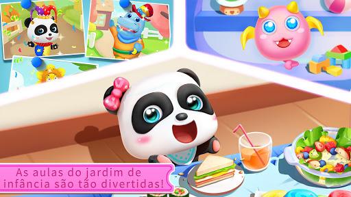 Ônibus escolar do Bebê Panda screenshot 5