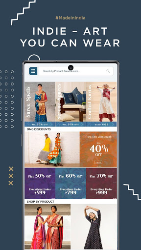 AJIO Online Shopping - Handpicked Curated Fashion screenshot 3