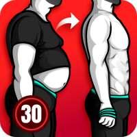 Perca Peso em 30 Dias para Homens - Treino em Casa on 9Apps
