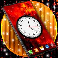 Classic Clock Wallpaper 🕚 Abstract Live Wallpaper on 9Apps