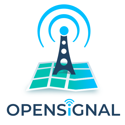 Opensignal - 5G, 4G, 3G Internet & WiFi Speed Test icon