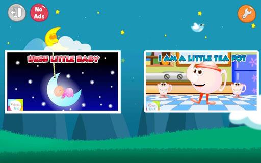 Top 25 Nursery Rhymes Videos - Offline & Learning screenshot 12