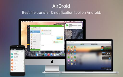 AirDroid: File & Remote Control & Screen Mirroring screenshot 15