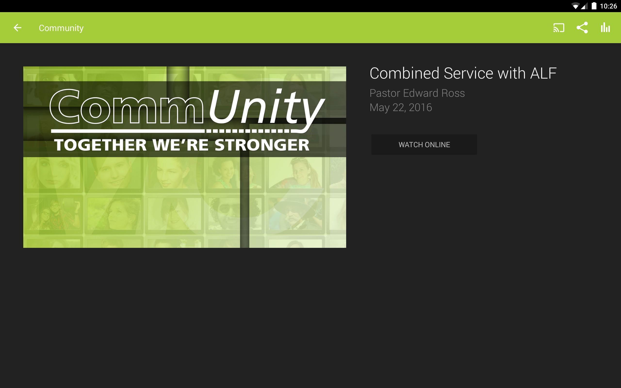 VLC-Waco screenshot 4