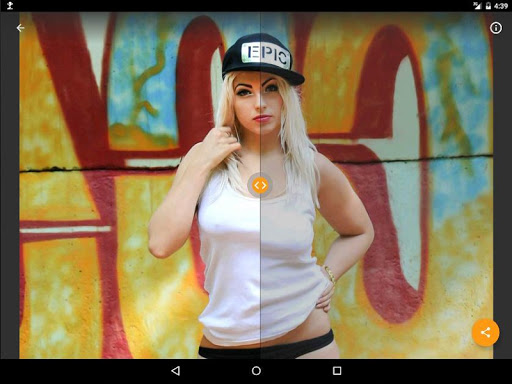 Pro Retouch - body & face photo editor selfie screenshot 10