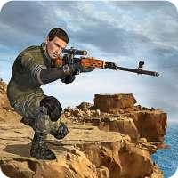 Border War Army Sniper 3D on 9Apps