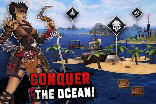 Raft Survival: Ocean Nomad - Simulator screenshot 6