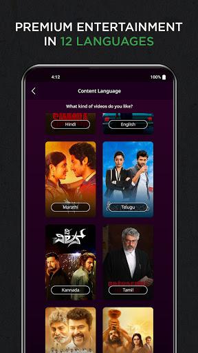 ZEE5: Movies, TV Shows, Web Series, News screenshot 5
