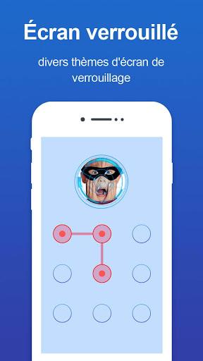 Verrou d'appli - Verrou par code et motif screenshot 6