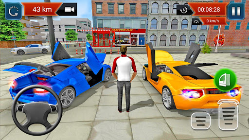 araba yarışı oyunları 2019 bedava - Car Racing screenshot 2
