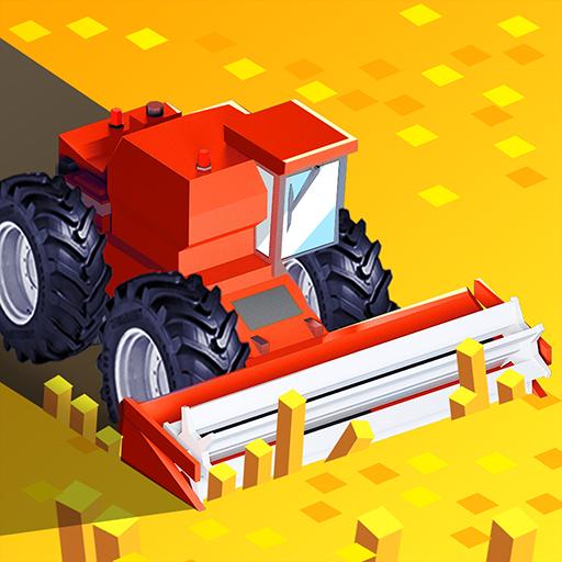 Harvest.io – 3D Farming Arcade icon