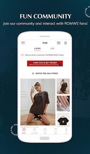 ROMWE -Online Fashion Store screenshot 4