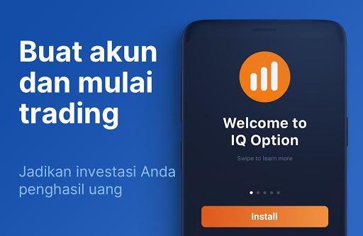 Broker IQ Option: platform trading online screenshot 5