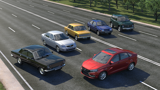 Driving Zone: Russia screenshot 11