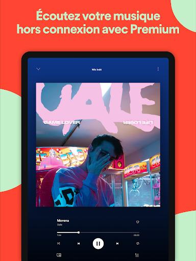 Spotify: musique et podcasts screenshot 14