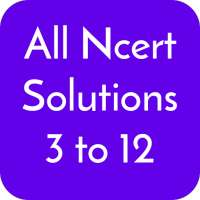 All Ncert Solutions on 9Apps