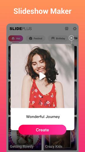 SlidePlus  -  Slideshow Maker screenshot 3