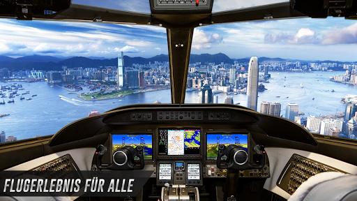 Flugzeug Real Flight Simulator 2021: Pro Pilot 3D screenshot 4