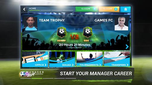 FMU - Football Manager Game screenshot 2