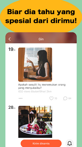 Tantan - Bertemu cowok tampan screenshot 6