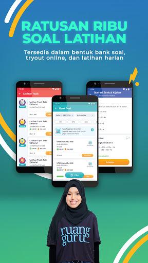 Ruangguru: Belajar & Bimbel Online SD SMP SMA UTBK screenshot 6