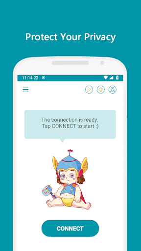 Thunder VPN – Schnelles, kostenloses VPN screenshot 1
