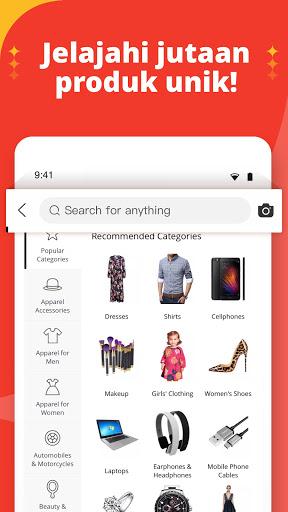 AliExpress - Belanja Pintar, Hidup Lebih Baik screenshot 2