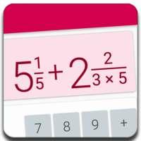 Kalkulator pecahan dengan solusinya on 9Apps