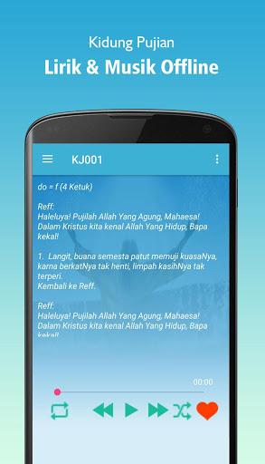 Kidung Pujian (KJ, PKJ, NKB) screenshot 4