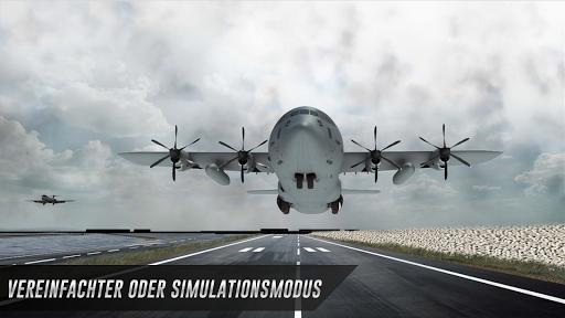 Flugzeug Real Flight Simulator 2021: Pro Pilot 3D screenshot 2