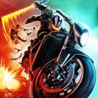 Bike Attack Race Highway Tricky Stunt Rider on APKTom