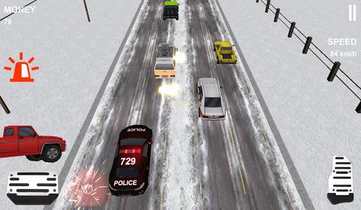 Police Traffic Racer screenshot 6